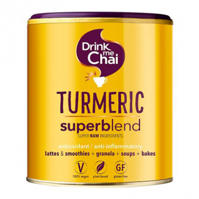 Drink Me Chai - Turmeric Latte Superblend (Small - 80g)
