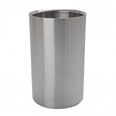 Dual Wall Wine Cooler (Stainless Steel)