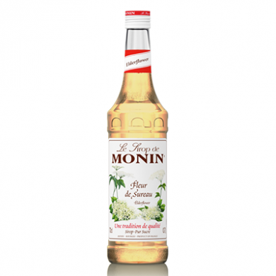 Monin Syrup - Elderflower (70cl)