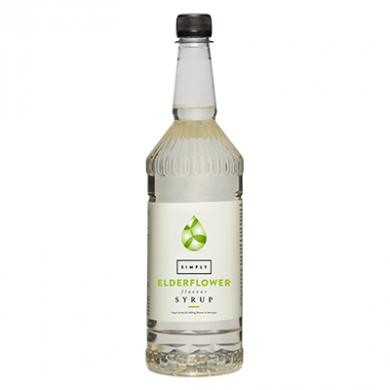 Syrup - Simply Elderflower (1 Litre)