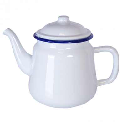 Enamel Teapot (900ml)