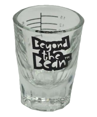 Espresso Measuring Shot Glass (2oz) - Beyond The Bean