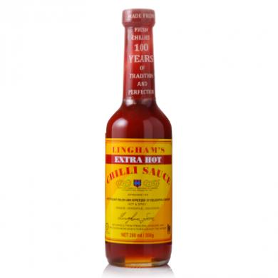 Lingham's - Extra Hot Chilli Sauce (280ml)