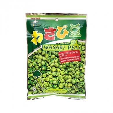 Wasabi Peas (120g) - Farm Pack Brand