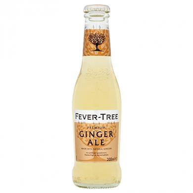 Fever Tree - Premium Ginger Ale (200ml)