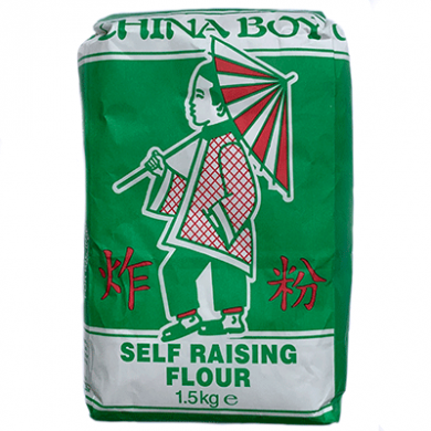 Self Raising Flour - China Boy (1.5kg) BBD August 2020