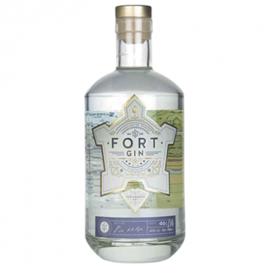 Fort Gin (70cl) - 41% ABV (Portsmouth Distillery)
