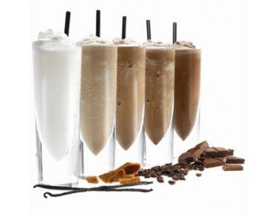 Frappe Mix - Simply Vanilla (1 kg Bag)