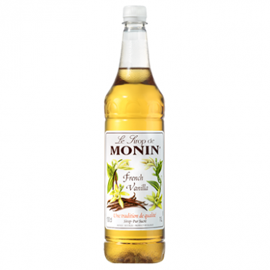 Monin Syrup - French Vanilla (1 Litre)