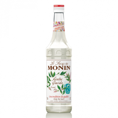 Monin Syrup - Frosted Mint (70cl)