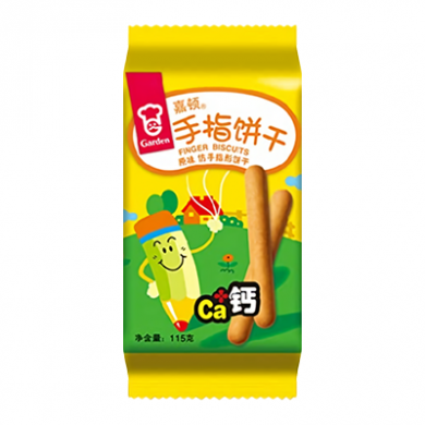 Garden - Finger Biscuits (115g)