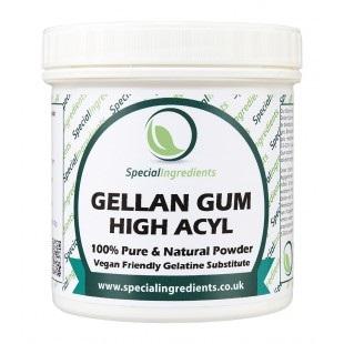 Gellan Gum LT100 - High Acyl (100g) - BBD 01-02-19