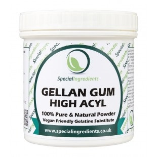 Gellan Gum LT100 - High Acyl (100g)