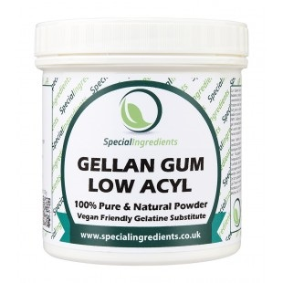 Gellan Gum Type F - Low Acyl (100g)