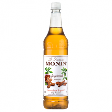 Monin Syrup - Gingerbread (1 Litre)