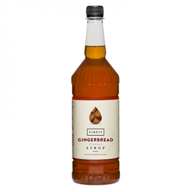 Simply Syrups - Gingerbread (1L)