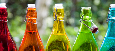 Kitchen Tools - Glass Bottles