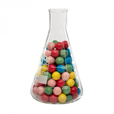 Conical Flask - Bar Essentials (Borosilicate Glass) 500ml