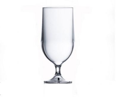 Polycarbonate - HALF Pint Beer Goblet (10oz/284ml)