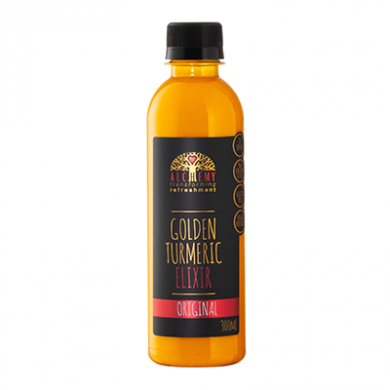 Alchemy - Original Golden Turmeric Elixir (300ml)