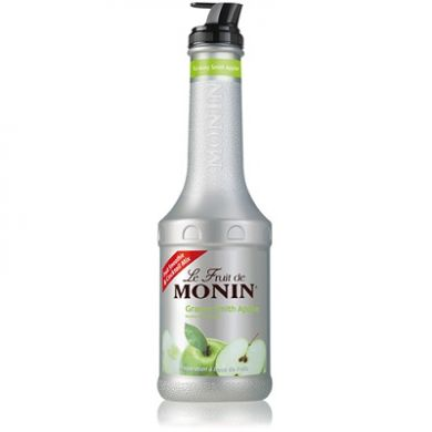 Monin Fruit Puree - Granny Smith Green Apple (1 Litre)
