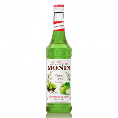 Monin Syrup - Apple (Green) 70cl