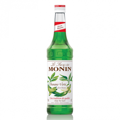 Monin Syrup - Banana (Green) 70cl
