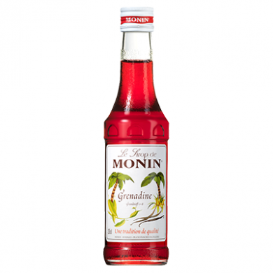 Monin Syrup - Grenadine (250ml)
