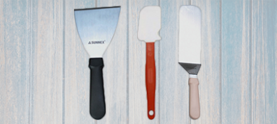 Kitchen - Griddle Utensils