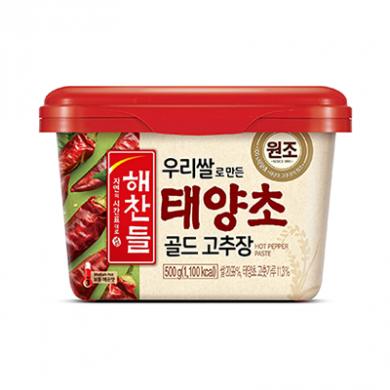 Korean Hot Pepper Paste (500g) - Haechandle Brand