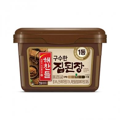 Korean Soybean Paste (500g) - Haechandle Brand
