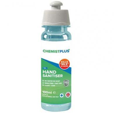 Hand Sanitiser - ChemistPlus (100ml)