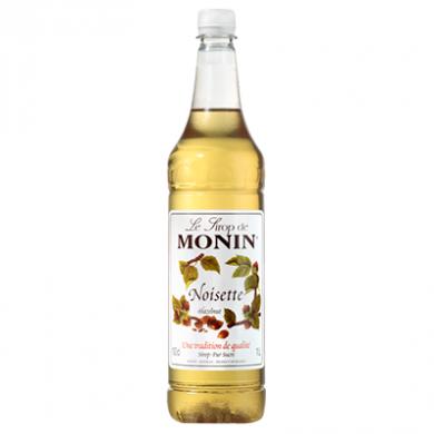 Monin Syrup - Hazelnut (1 Litre)