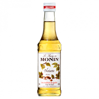 Monin Syrup - Hazelnut (250ml)