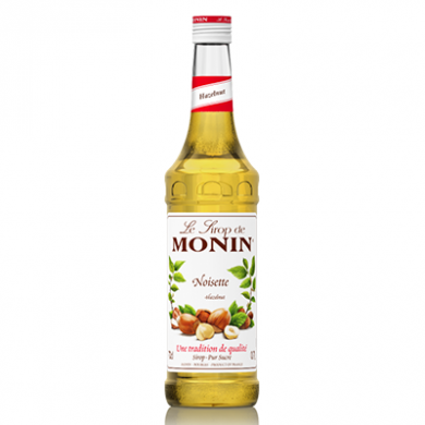 Monin Syrup - Hazelnut (70cl)