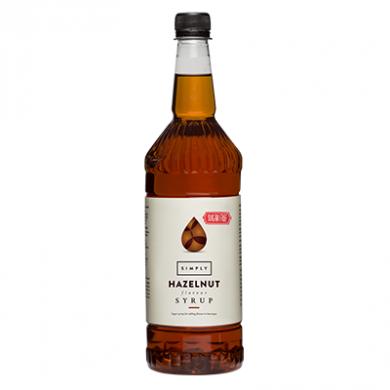 Simply Syrups - Sugar Free Hazelnut (1 Litre)