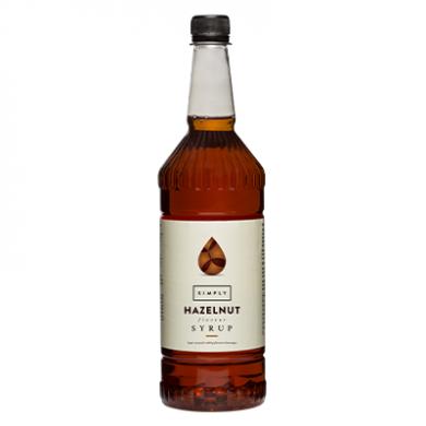 Syrup - Simply Hazelnut (1 Litre)