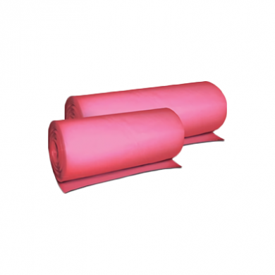 Heat Resistant Extra Strong Pink Piping Bags (21 inch) Roll