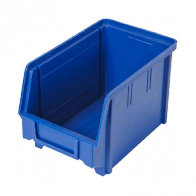 Heavy Duty Parts Bin (Small) Dark BLUE - Used Very Good Cond
