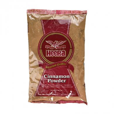 Premium Quality Cinnamon Powder (400g) - Heera Brand