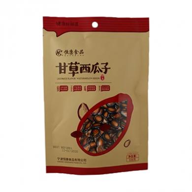 Hengkang - Licorice Flavour Watermelon Seeds (200g)