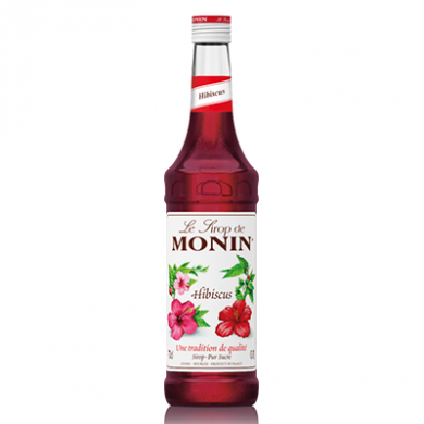 Monin Syrup - Hibiscus (70cl)