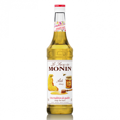 Monin Syrup - Honey (70cl)