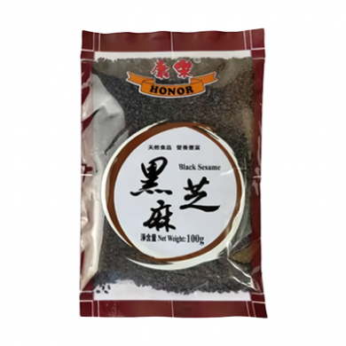 Honor - Black Sesame Seeds (100g)