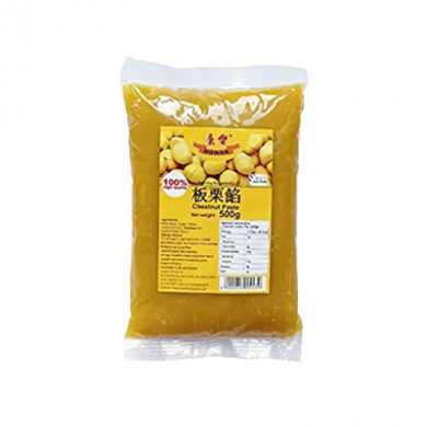 Chestnut Paste (500g) - Honor Brand
