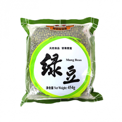 Mung Beans (454g) - Honor Brand