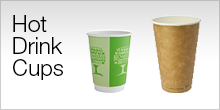 Bio Compostable Hot Drink Cups