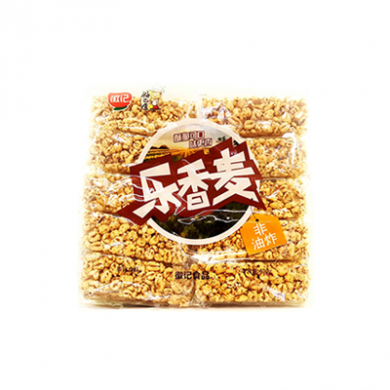 Huiji Food - Roasted Wheat Snack Bars (400g)