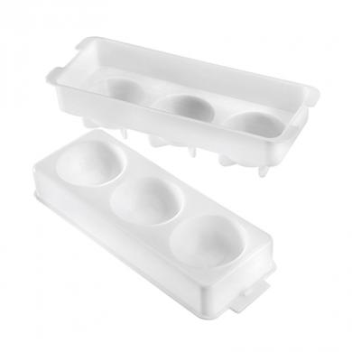 Eddingtons - Ice Ball Maker Tray / Mould (Large - 3 x 60mm S