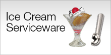 Ice Cream Serviceware